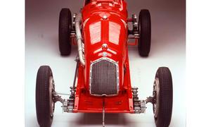 Techno Classica 2012 Essen Alfa Romeo Tipo B P3 1932
