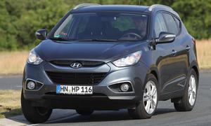 Die Top-Ten der SUV - Platz 10: Hyundai ix35