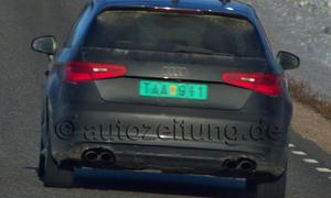 Audi S3 2012 Erlkönig Neuheit Kompakt-Sportler Quattro 280 PS