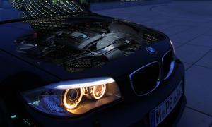 Reihensechszylinder-Saugmotor im BMW 125i Cabrio - Rhythmische Spaßgymnastik