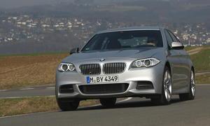 BMW M550d xDrive - Dreiliter-Diesel