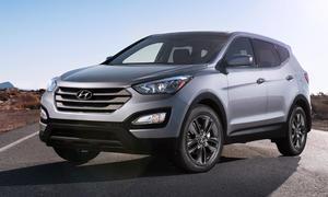 2012 Hyundai Santa Fe New York Auto Show Hyundai ix45 Kompakt-SUV