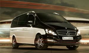 Mercedes Viano Vision Diamond Showcar Auto China 2012