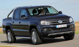 VW Amarok BiTDI BlueMotion Technology 4MOTION - Highline