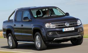VW Amarok BiTDI BlueMotion Technology 4MOTION - Highline