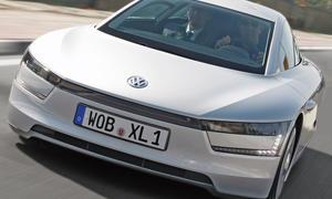 VW XL1 2013 Ein-Liter-Auto Diesel-Hybrid Serie Produktion Osnabrück