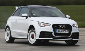 Audi A1 quattro - Drift