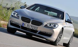 BMW 640i Gran Coupé - Karosserie