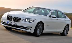 BMW 7er 2012 Facelift Luxusklasse Luxus-Limousine Langversion 750d xDrive Hybrid