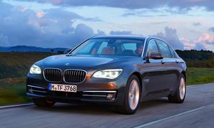 BMW 7er Facelift 2012 Preis Luxus-Limousine Grundpreis Euro