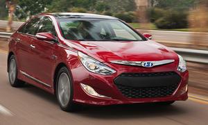 Hyundai Sonata Hybrid - i40
