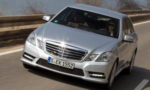 Mercedes E 300 BlueTEC Hybrid - Erscheinungstermin