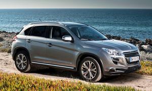 Peugeot 4008 2012 Preis Kompakt-SUV Preise 31790 Euro