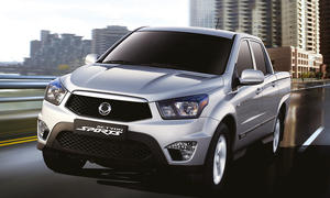 Ssangyong Actyon Sports 2012 Pick-Up Preis Euro