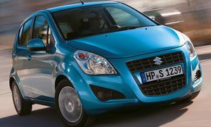 Suzuki Splash 2012 Facelift Preis Micro-Van Euro