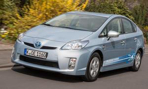 Toyota Prius Plug-in Hybrid - Karosserie