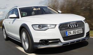 Audi A6 allroad quattro 3.0 TDI clean diesel - Luftfeder-Fahrwerk