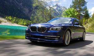 BMW Alpina B7 Biturbo Facelift 2012 7er 540 PS Luxus-Limousine Allrad Langversion