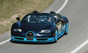 Bugatti Veyron 16.4 Grand Sport Vitesse Spain 2012