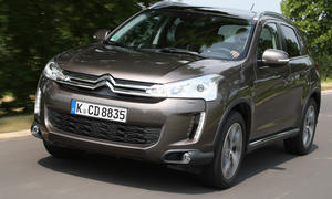 Citroën C4 Aircross HDi 150 4WD - Front