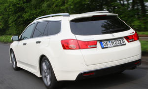 Honda Accord Tourer 2.2 i-DTEC 180 TYPE S - Heck