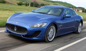 Maserati GranTurismo Sport - Markteinführung