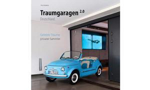 Traumgaragen Deutschland 2.0 Auto Sammler Buch Gewinnspiel