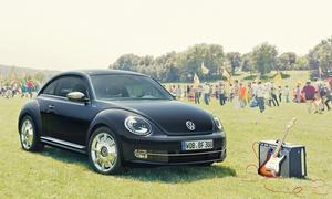 VW Beetle Fender Edition Studie AMI Leipzig 2012