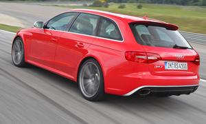 Audi RS4 Avant - Verkaufsstart
