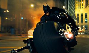 Batman The Dark Knight Rises 2012 Fahrzeuge Batmobile Bat-Pod Batwoman Thumbler Tumbler