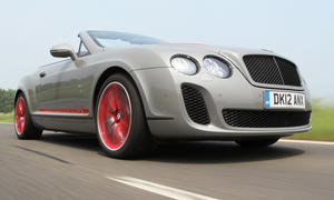 Bentley Continental Supersports Convertible ISR - ISR-Serie