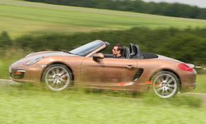 Bilder Porsche Boxster S 2012 Einzeltest