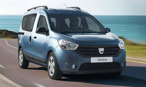 Hochdachkombi Dacia Dokker 2012 Einstiegspreis
