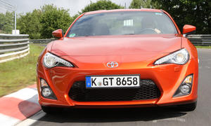 Toyota GT 86 Tracktest