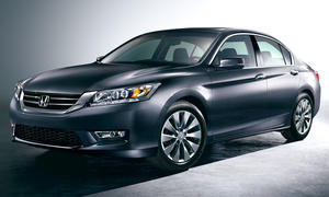 Honda Accord 2013 IX 9 sedan Limousine Mittelklasse Neuheit