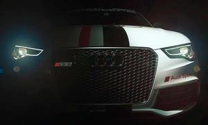 Audi RS 5 Pikes Peak 2012 RS5 Race to the Clouds Motorsport Bergrennen Sondermodell DTM V8