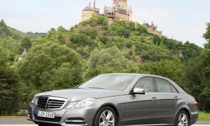 Bilder Mercedes E 300 BlueTEC HYBRID Einzeltest