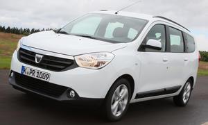 Dacia Lodgy dCi 110 eco - Handling