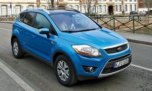 Ford Kuga 2.0 TDCi 4x4 - Fahrzeuglänge