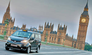 Nissan NV 200 London Taxi 2012 Black Cabs