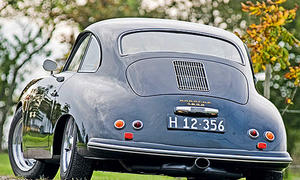 Porsche 356 Diebstahl Simonsen Oldtimer Grand Prix 2012 Belohnung