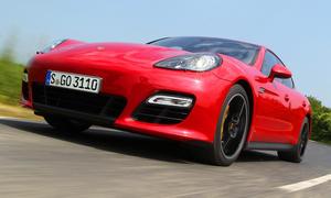 Porsche Panamera GTS 2012 V8 Einzeltest Sportlimousine Luxusklasse