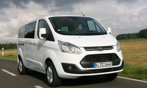 Bilder Ford Tourneo Custom 2.2 TDCi 2012