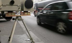 Blitzerwarner sind in Deutschland untersagt