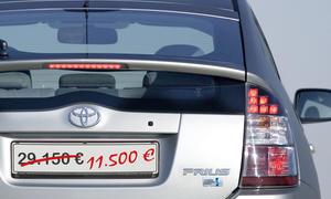 Hybrid Kaufberatung Toyota Prius