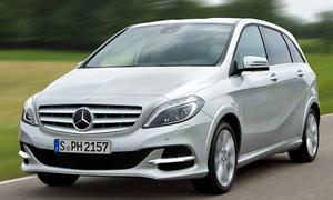 Mit Erdgasantrieb: Der Mercedes B 200 NGD