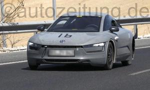 VW XL1 2012 Ein-Liter-Auto Plug-In-Hybrid Diesel