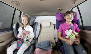 Kindersitze Test ADAC 2012 Vergleich Sicherheit Bewertung