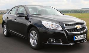 Bilder Chevrolet Malibu 2.0 2012