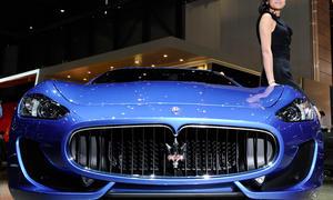 Maserati Ghibli 2013 Diesel Oberklasse-Limousine Neuheit